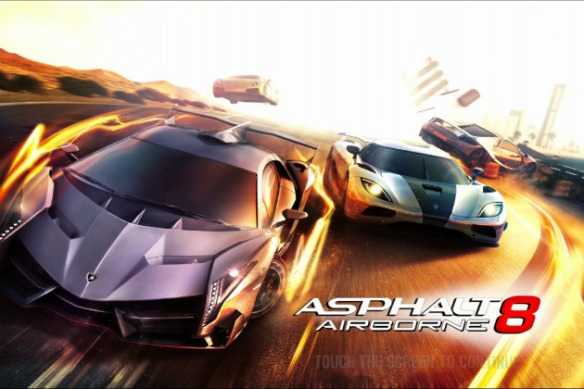 Asphalt 8 2