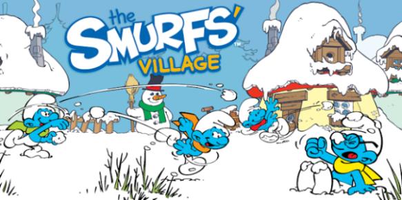 smurfs village 1