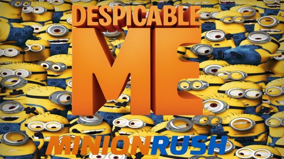 Despicable Me Minion Rush 1